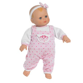 Madame Alexander Baby Cuddles Hearts A Flutter 14-inch Baby Doll