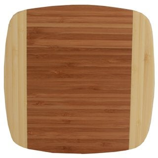 Totally Bamboo 20-1109 Molokini Thin Cutting Board
