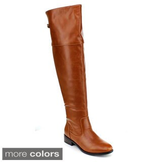 Dbdk Women's 'Lene-1' Knee-high Riding Boots
