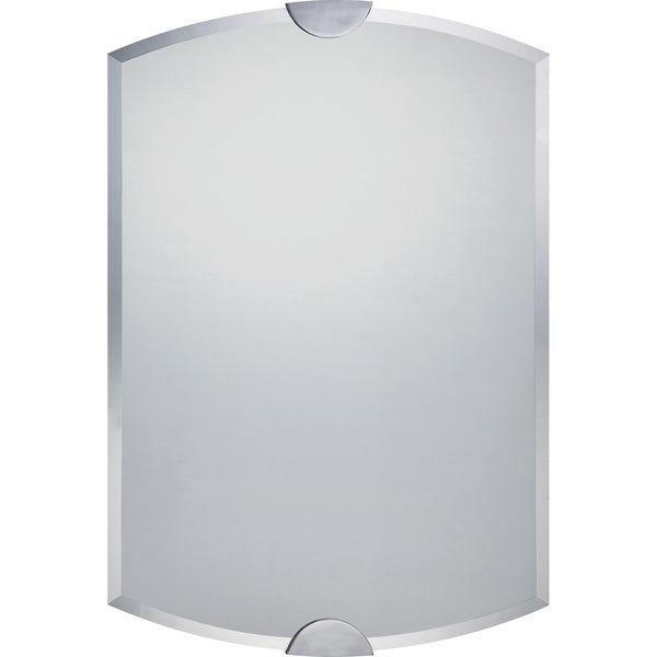 Quoizel Reflections Marien Polished Chrome Large Mirror