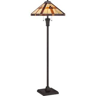 Bryant 2-light Bronze Floor Lamp