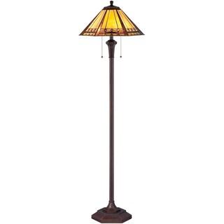 Arden 2-light Floor Lamp
