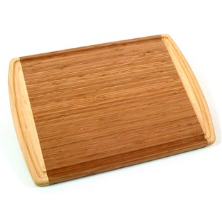 Totally Bamboo 20-1250 Kona Groove Cutting Board