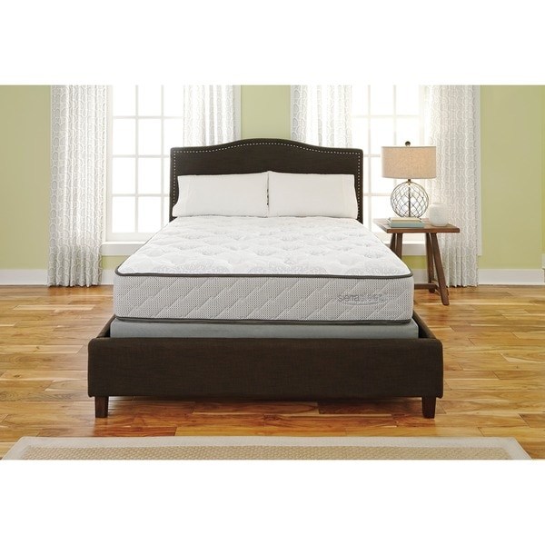 Sierra Sleep Mount Whitney Hybrid Firm King Mattress or Mattress Set