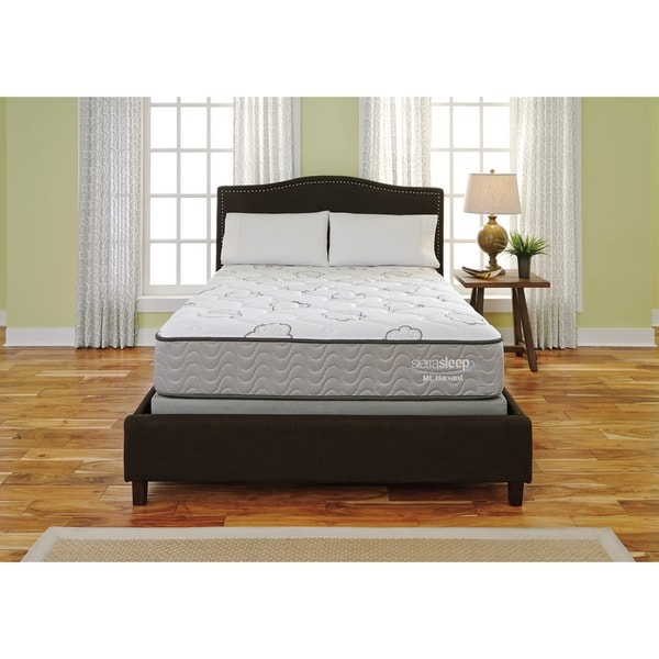 Sierra Sleep Mount Harvard Firm Queen-size Mattress or Mattress Set