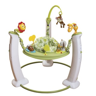 Evenflo ExerSaucer Jumper in Wild Life Adventure