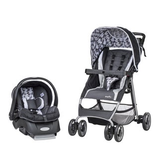 Evenflo FlexLite Travel System in Raleigh