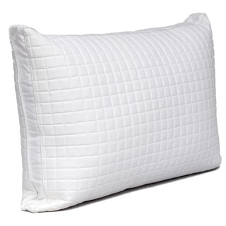 Slumber Shop Memory Foam Enhanced Pillow (Set of 2)