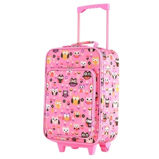 Olympia Kid's 19-inch Carry-on Suitcase