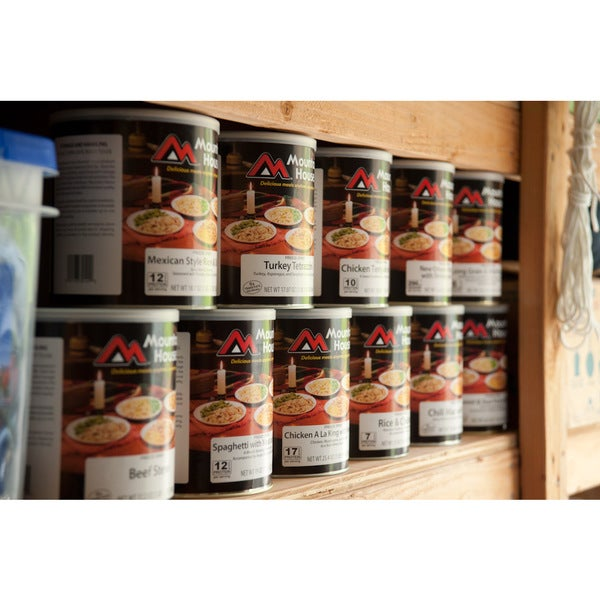 Mountain House 2-month Freeze-dried Supply