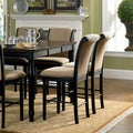 Cabrillo Wood Counter Height Stool (Set of 2)