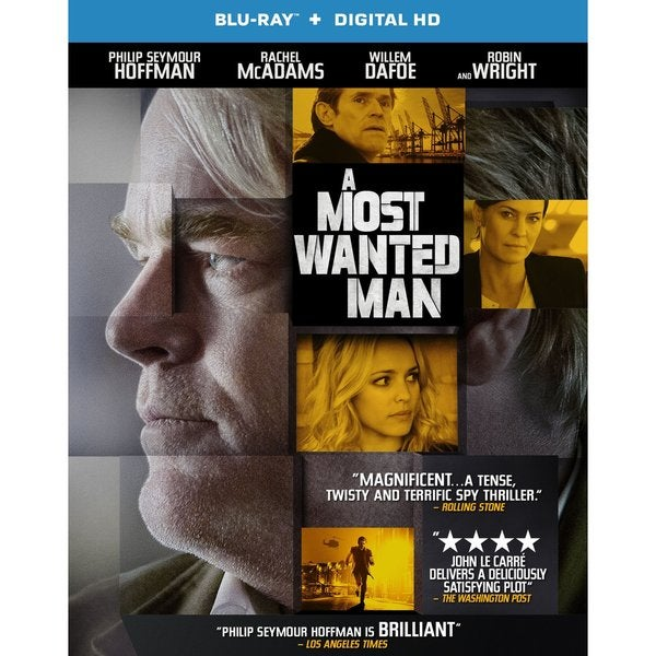 A Most Wanted Man (Blu-ray Disc) 13905807