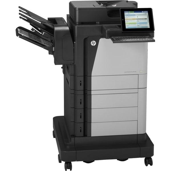 HP LaserJet M630Z Laser Multifunction Printer - Plain Paper Print