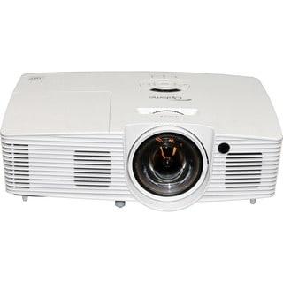 Optoma X316ST XGA 3400 Lumen Full 3D Short Throw Projector with 20,00