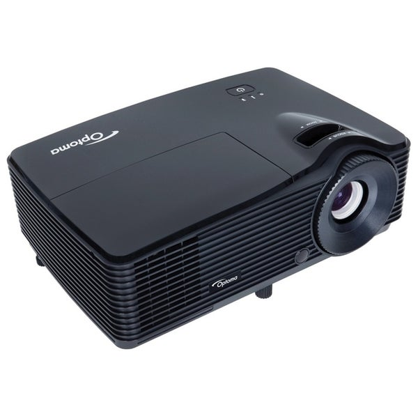 Optoma H181X Full 3D 720p 3200 Lumen DLP Home Theater Projector with