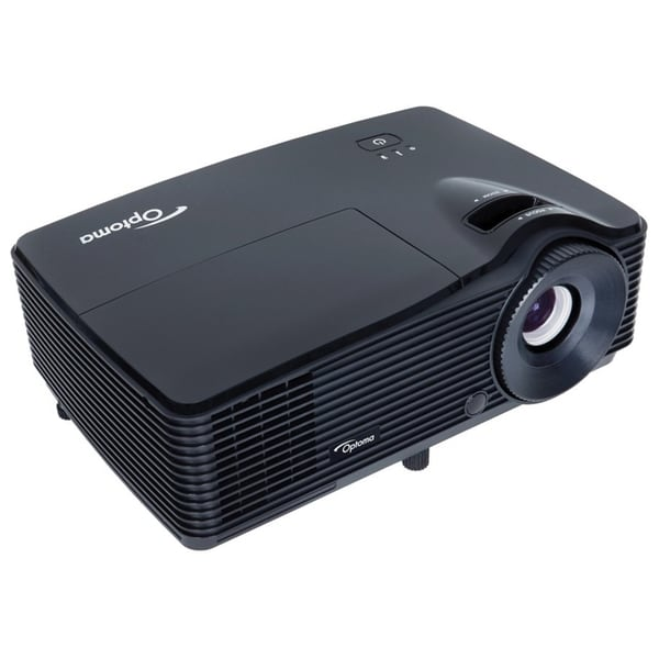Optoma W311 Full 3D WXGA 3200 Lumen DLP Multimedia Projector with 2 H