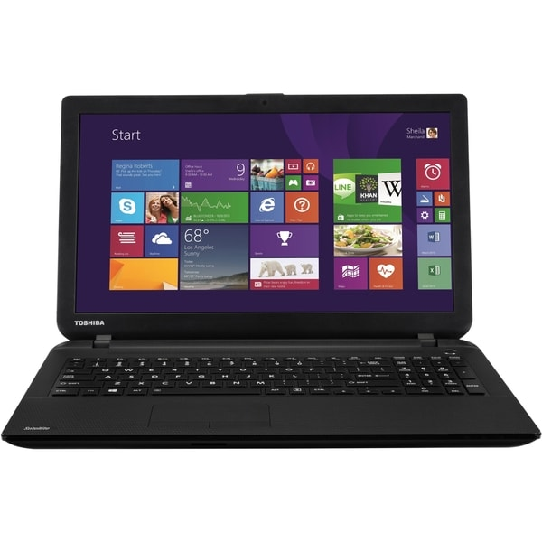"Toshiba Tecra C50-B1500 15.6"" LED Notebook - Intel Core i3 i3-4005U 1"
