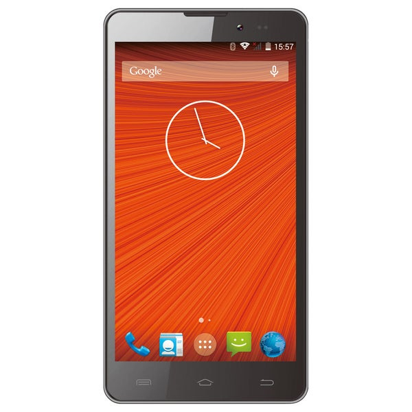 Supersonic SC155 Smartphone - Wireless LAN - 3G - Gray