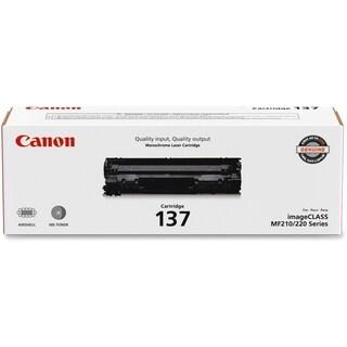 Canon 137 Toner Cartridge - Black