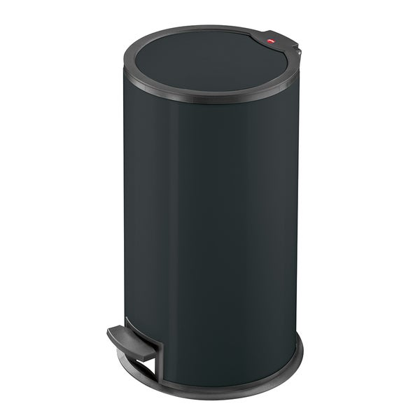 Hailo T3.16 Coated Steel Pedal Waste Bin