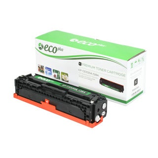 Ecoplus HP EPCE320A Re-manufactured Black Toner Cartridge