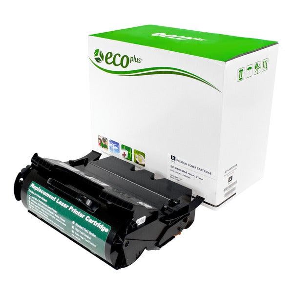 Ecoplus Dell Lexmark EP64035HA Re-manufactured Black Toner Cartridge