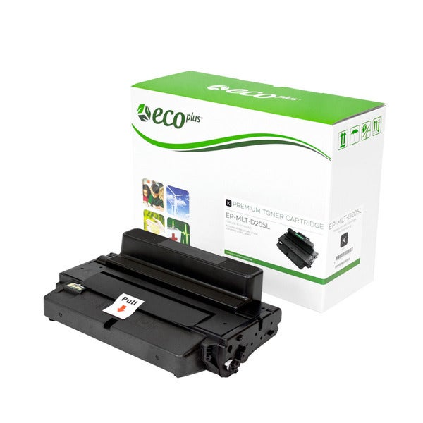 Ecoplus Samsung EPMLTD205L Re-manufactured Black Toner Cartridge