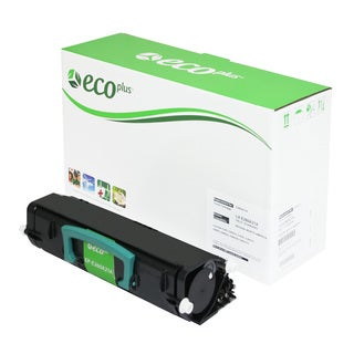 Ecoplus Lexmark EPE260A21A Re-manufactured Black Toner Cartridge