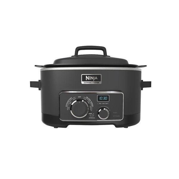 Ninja 3-in-1 Cooking System Plus (Refurbished)