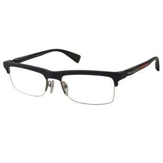Prada Sport Readers Men's PS05DV Rectangular Reading Glasses