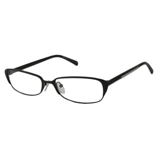 Prada Readers Women's PR54OV Rectangular Reading Glasses