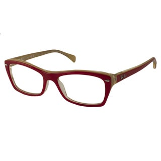 Ray-Ban Readers Women's RX5255 Rectangular Reading Glasses