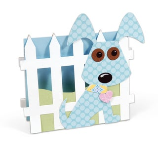 Sizzix Bigz Fence Die by Dena Designs