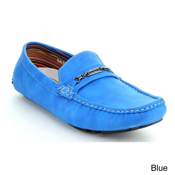 J's Awake Men's 'Dalton-25' Slip-on Loafers