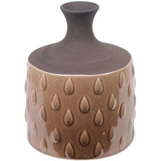 Water Drop Ceramic Vase