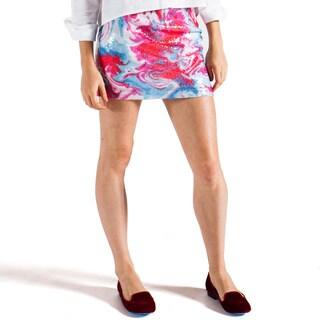 Women's 'Disco Revival' Sequined Mini Skirt