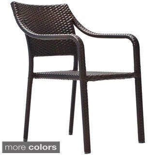 Luna Accent Outdoor Dining Arm Chair
