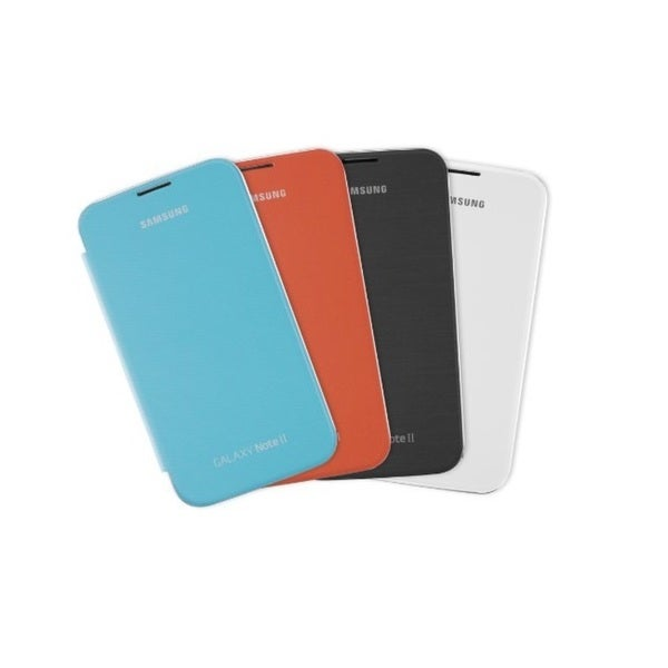 Samsung Galaxy Note 2 Flip Cover Case (Pack of 4)
