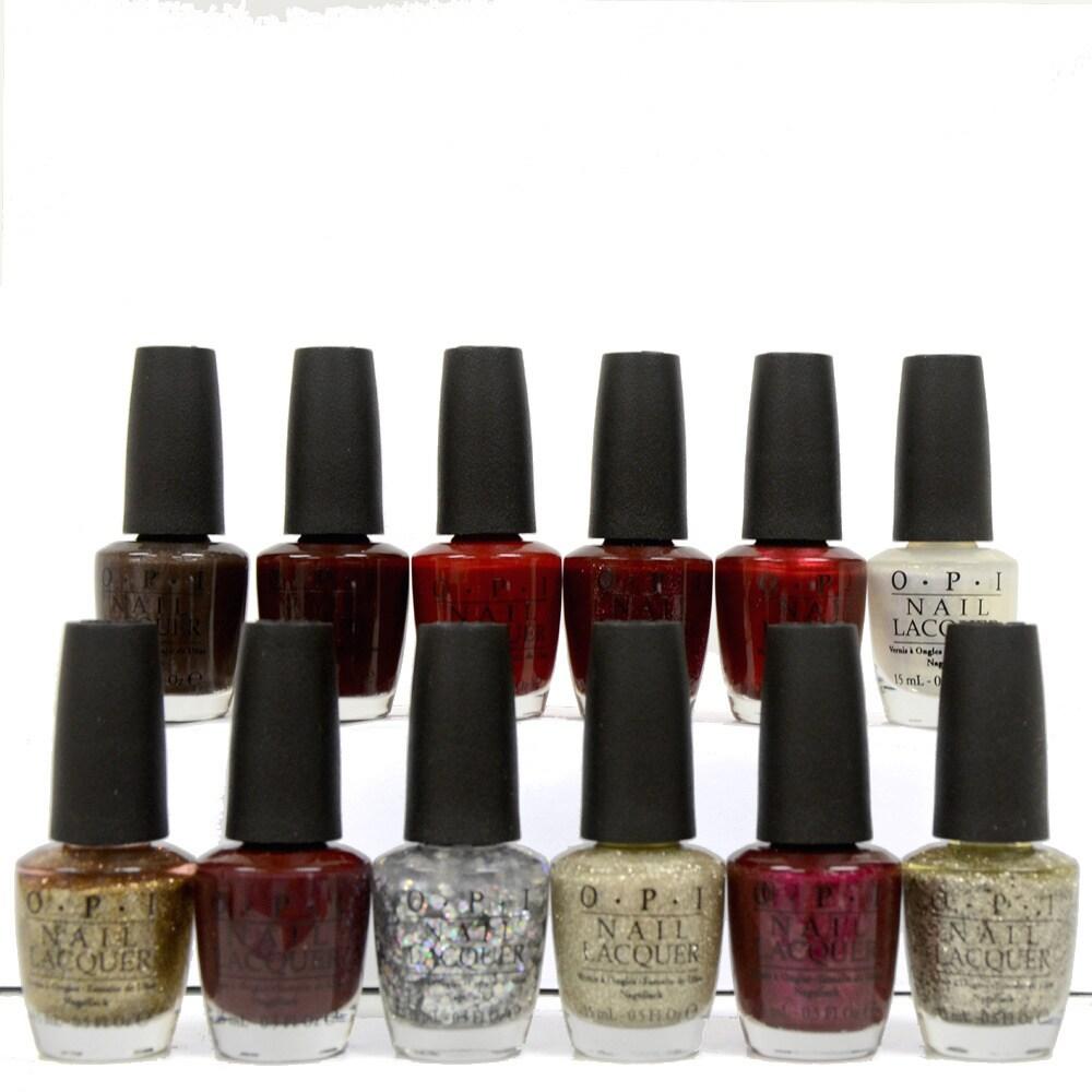 OPI Mariah Carey Holiday Collection 2013 12-piece Nail Polish Set at Sears.com