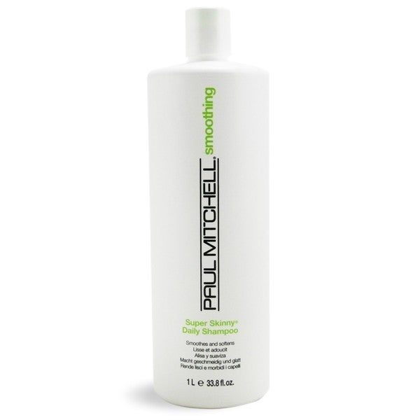 Paul Mitchell Smoothing Super Skinny 33.8-ounce Daily Shampoo