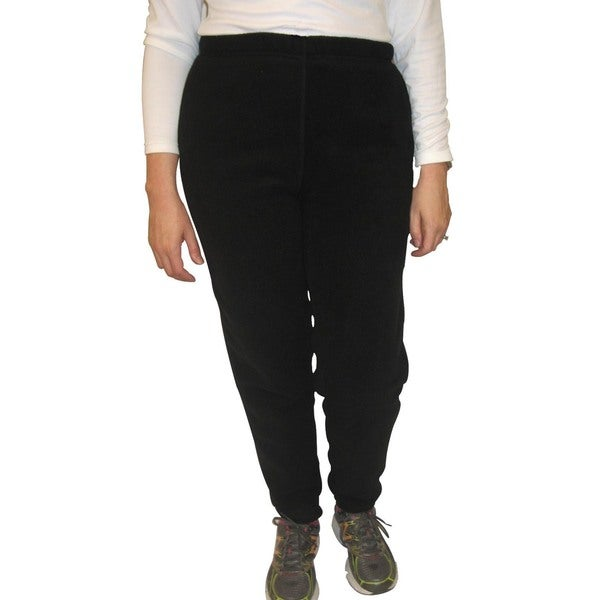 Spiral Women's Polartec 200-weight Fleece Pants (As Is Item)