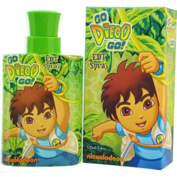 Nickelodeon Go Diego Go 3.4-ounce Eau de Toilette Spray