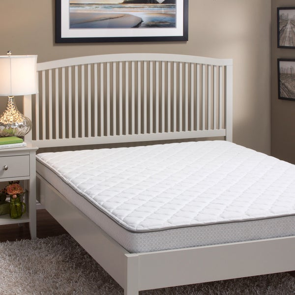 InnerSpace Sleep Luxury Reversible 6-inch Twin XL-size Foam Mattress