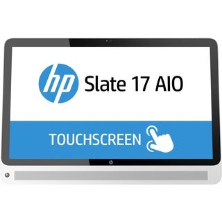 "HP Slate 17-l000 17-l010 32 GB Tablet - 17.3"" - In-plane Switching (I"
