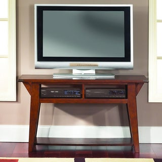 Liberty Cabin Fever Bistro Brown TV Stand