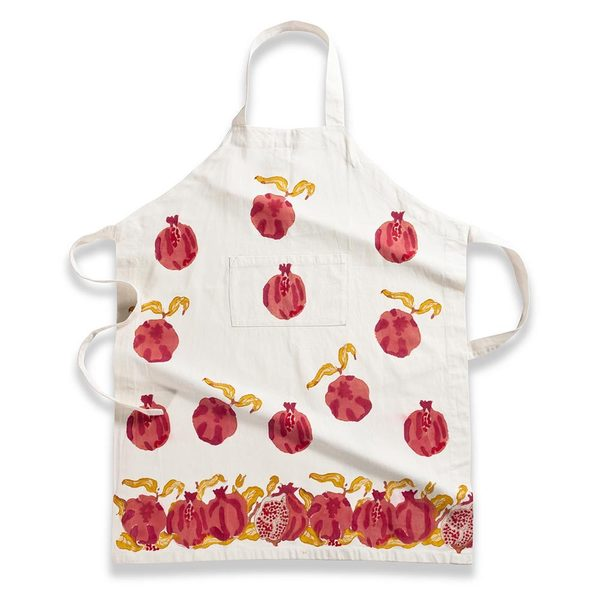 Couleur Nature Pomegranate Apron