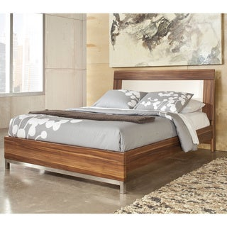 Signature Design by Ashley Candiac Platform Bed