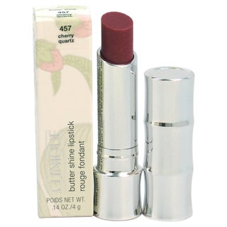 Clinique 457 Cherry Quartz Butter Shine Lipstick