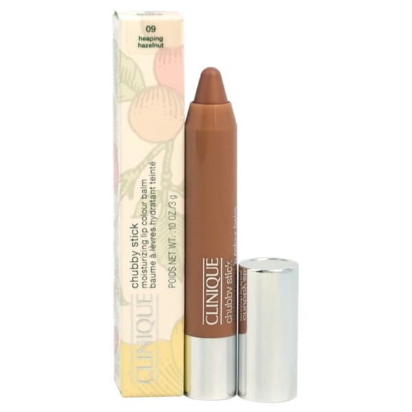 Clinique Chubby Stick 09 Heaping Hazelnut Moisturizing Lip Color Balm