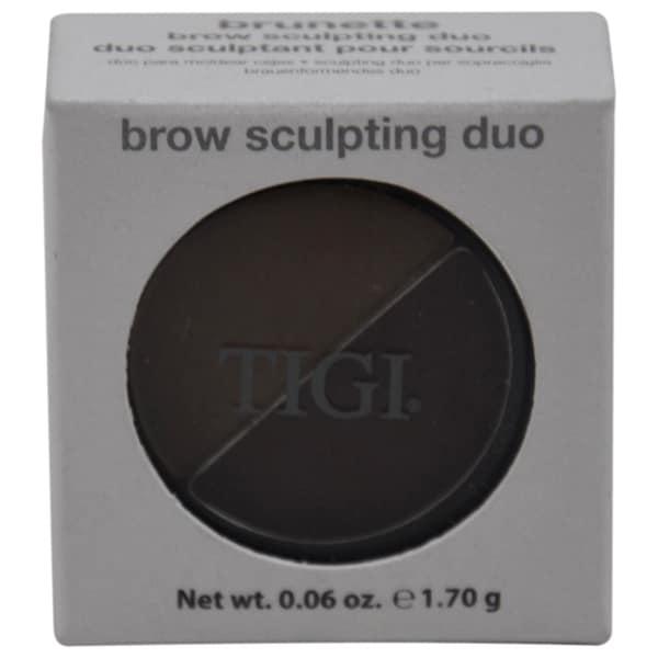 TIGI Brunette Brow Sculpting Duo